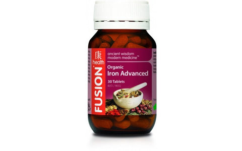 Fusion Iron Advanced 30 tablets