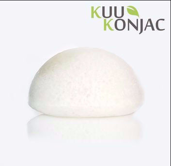 Kuu Konjac Pure Sponge - Mountain Health Online