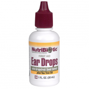 Nutribiotic - Ear Drops 30ml - Mountain Health Online