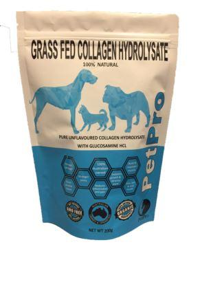 Pet Pro Grass Fed Collagen Hydrolysate 200g - Mountain Health Online