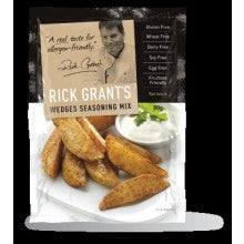 Rick Grant's Wedges Seasoning Mix 80g - Mountain Health Online