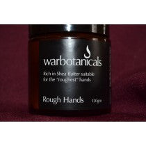 Warbotanicals Rough Hands 120gm - Mountain Health Online