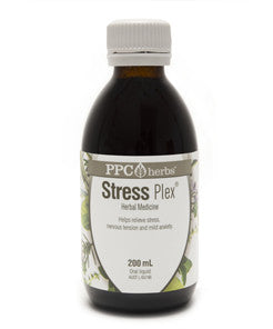 PPC Stress Plex 200ml - Mountain Health Online