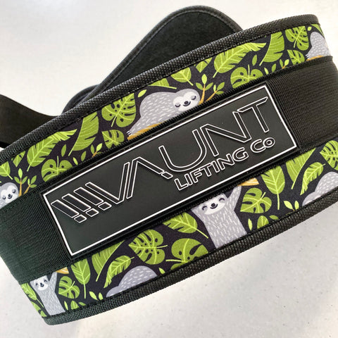 SLOTH WEIGHT BELT