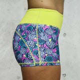 KEY LIME PIE BOOTY SHORTS
