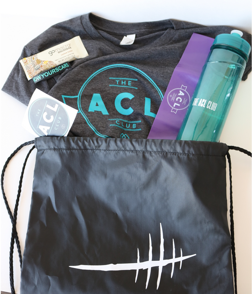! THE ACL CLUB membership KIT !