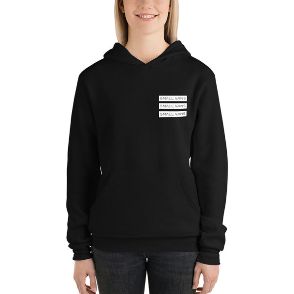 SMALL WINS Add UP Unisex hoodie