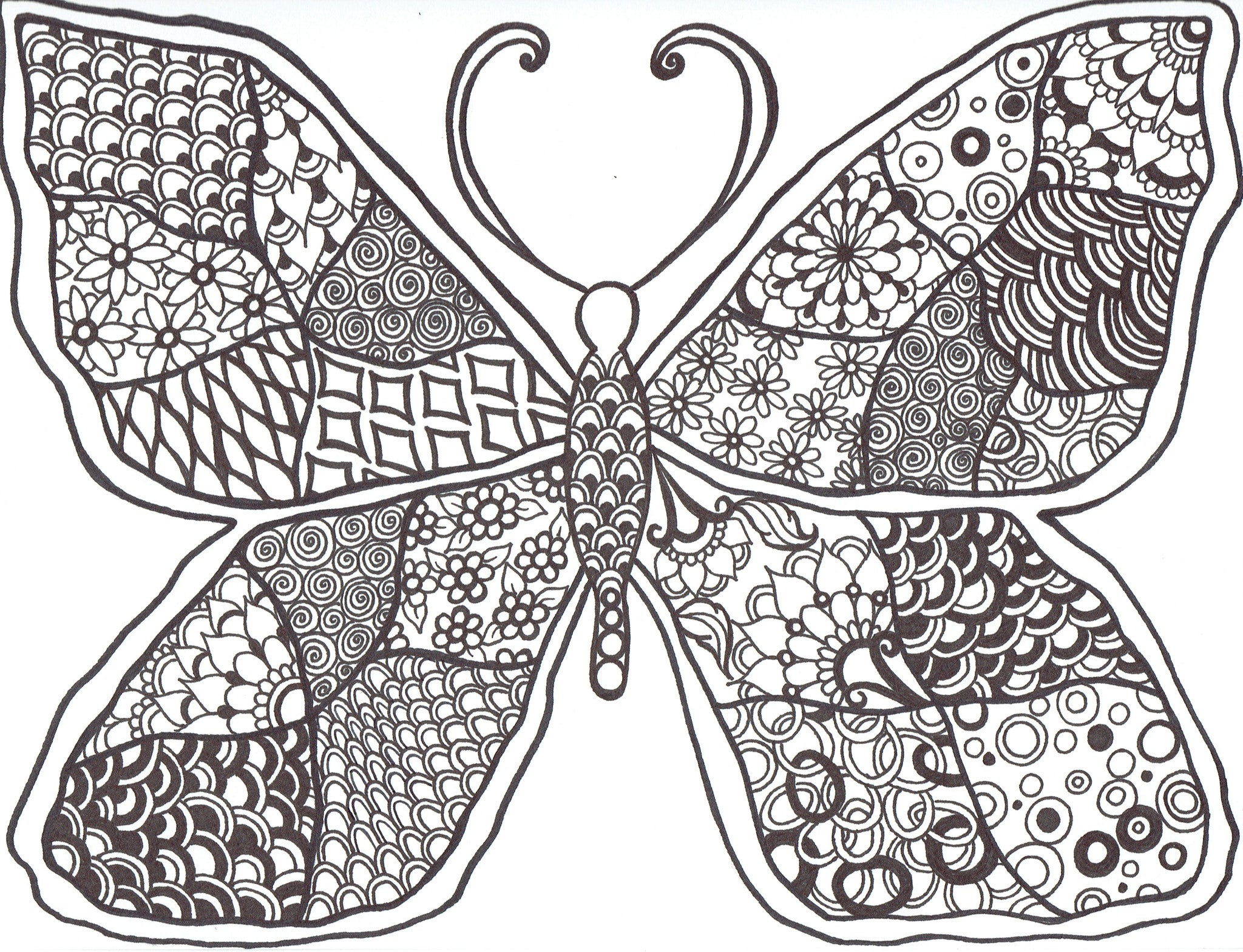 Butterfly Effect - You-Color