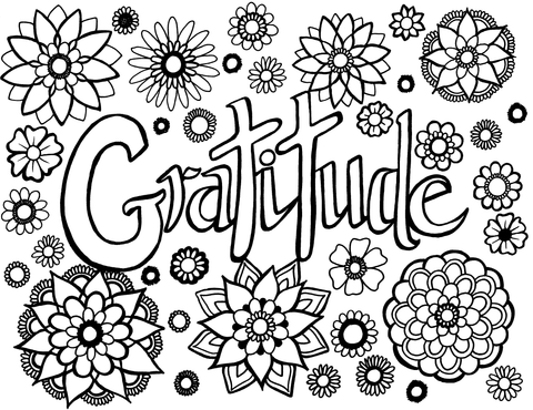 Gratitude - You-Color