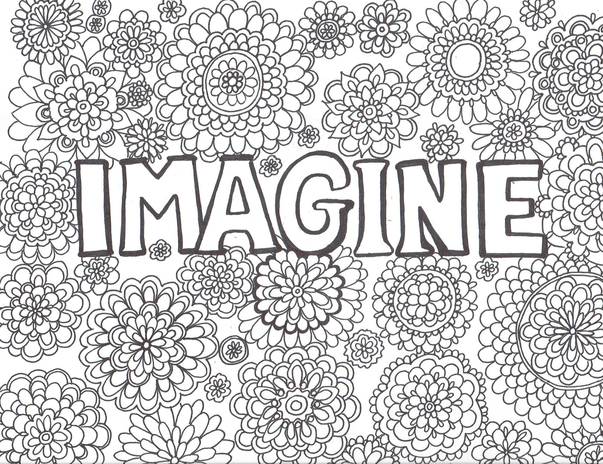 Imagine - You-Color