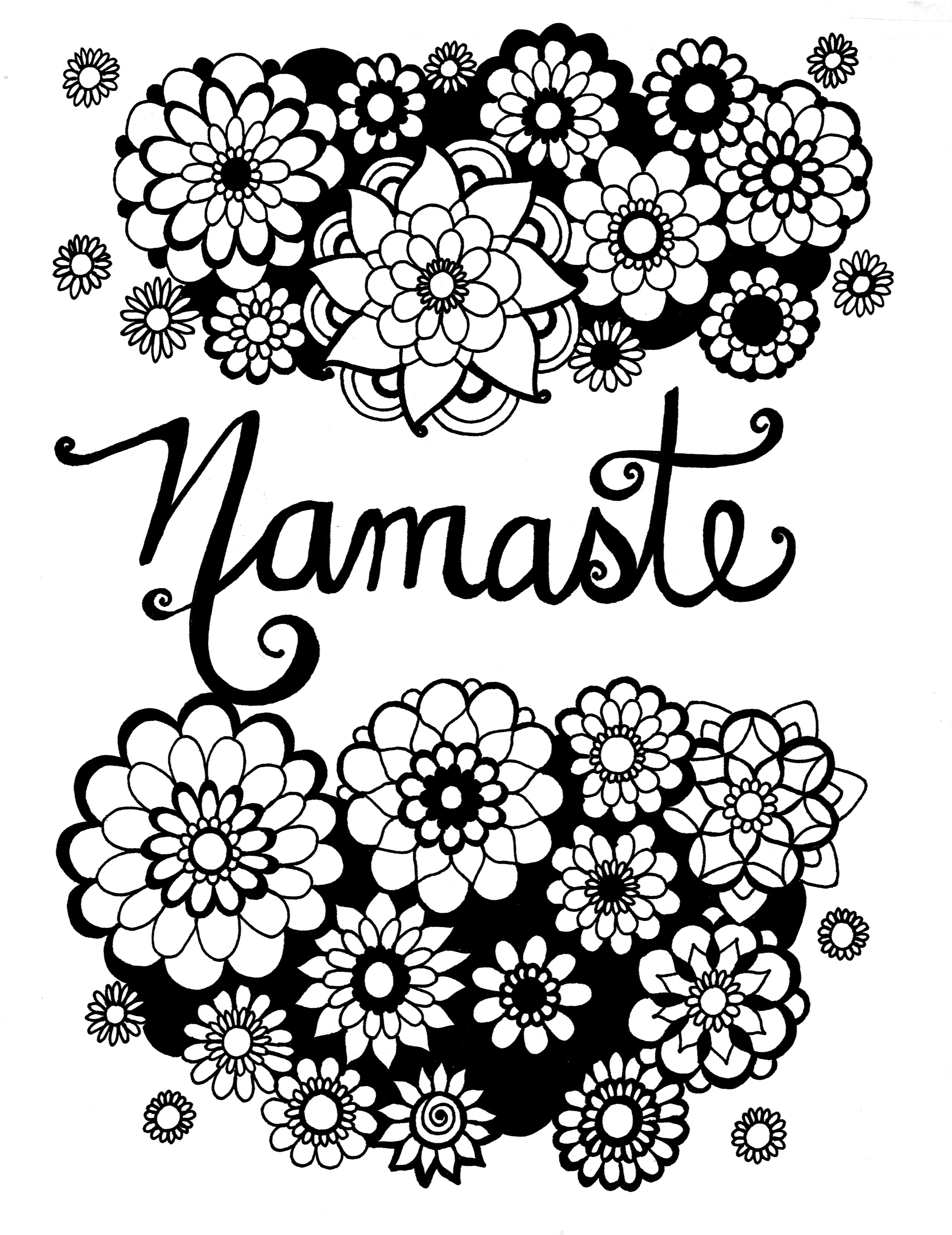 Namaste - You-Color