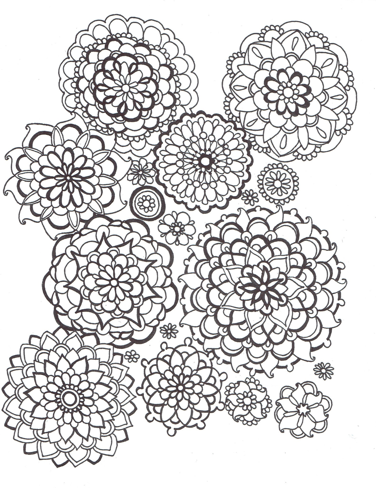 More mandalas! - You-Color