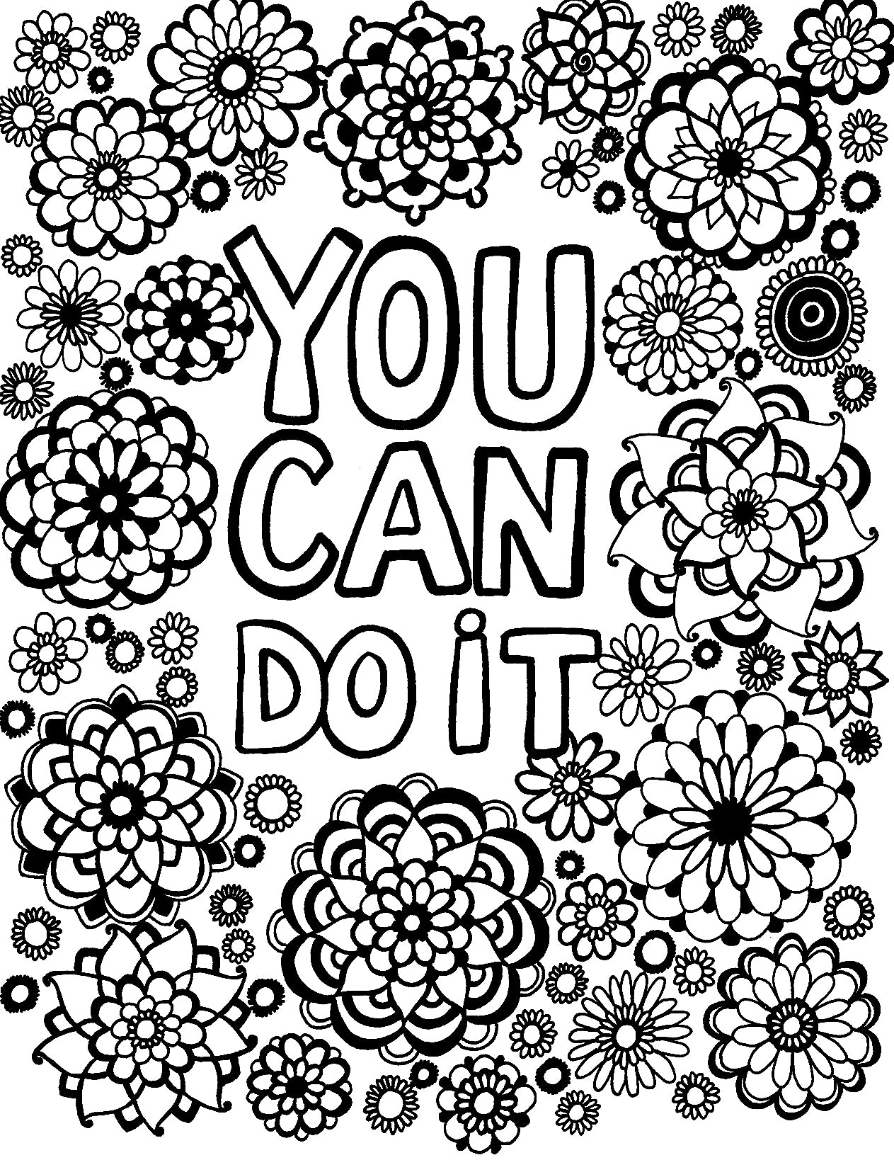 You Can Do It - You-Color