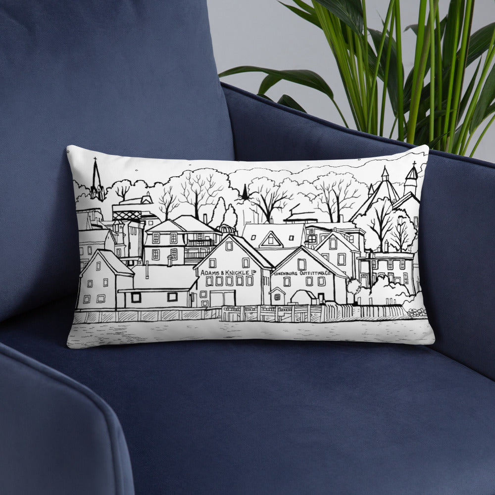 Halifax Throw Pillows - You-Color