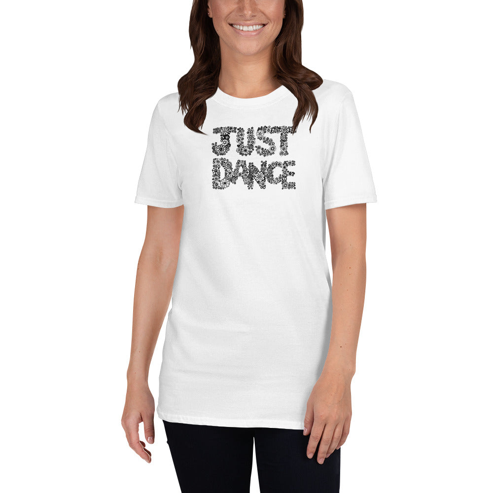 Just Dance Short-Sleeve Unisex T-Shirt - You-Color