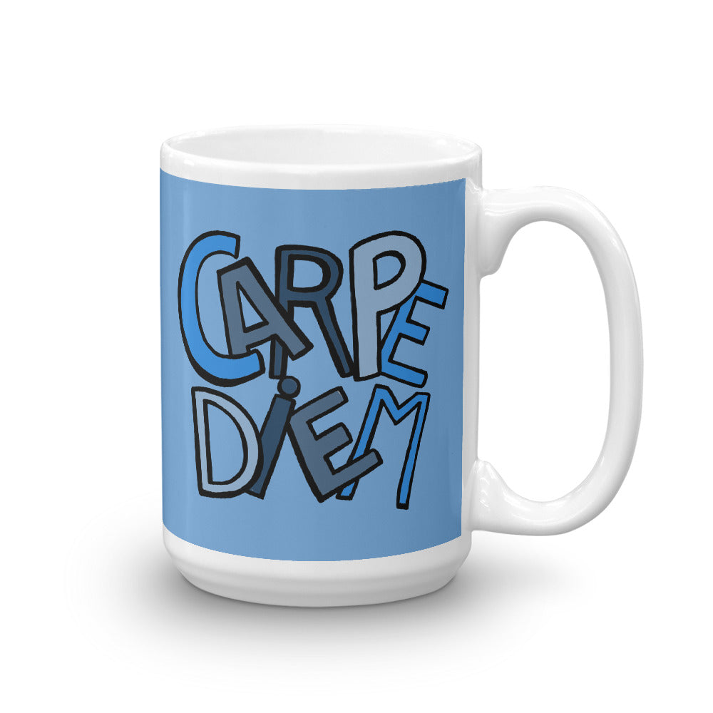 Mandalas Coffee Mugs - Carpe Diem - You-Color