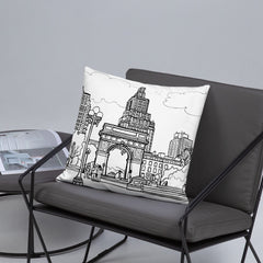 New York Throw Pillows - You-Color