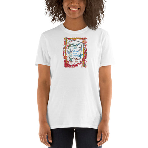 Wandering Artist Short-Sleeve Unisex T-Shirt - You-Color