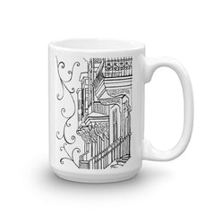 Montreal Coffee Mug - Hochelaga-Maisonneuve - You-Color