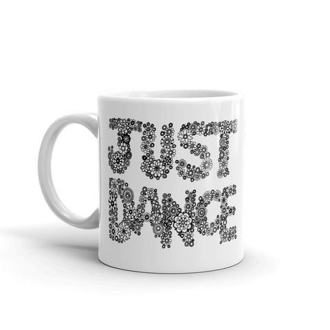 Just Dance Mandalas Coffee Mugs - You-Color