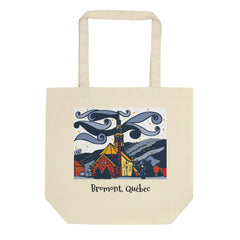 Bromont Tote Bag with colors (2 images) - You-Color