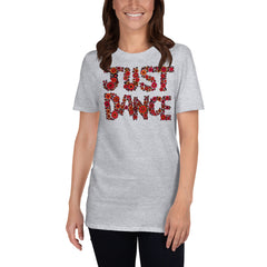 Just Dance in Colors Short-Sleeve Unisex T-Shirt - You-Color