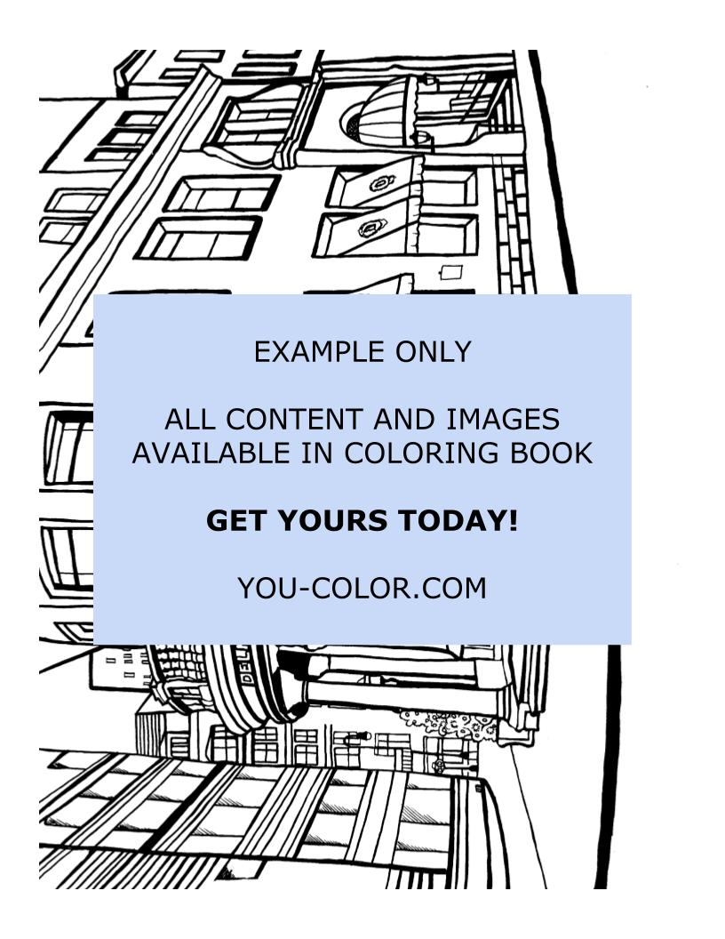 Best Steakhouse in NYC - Coloring Page