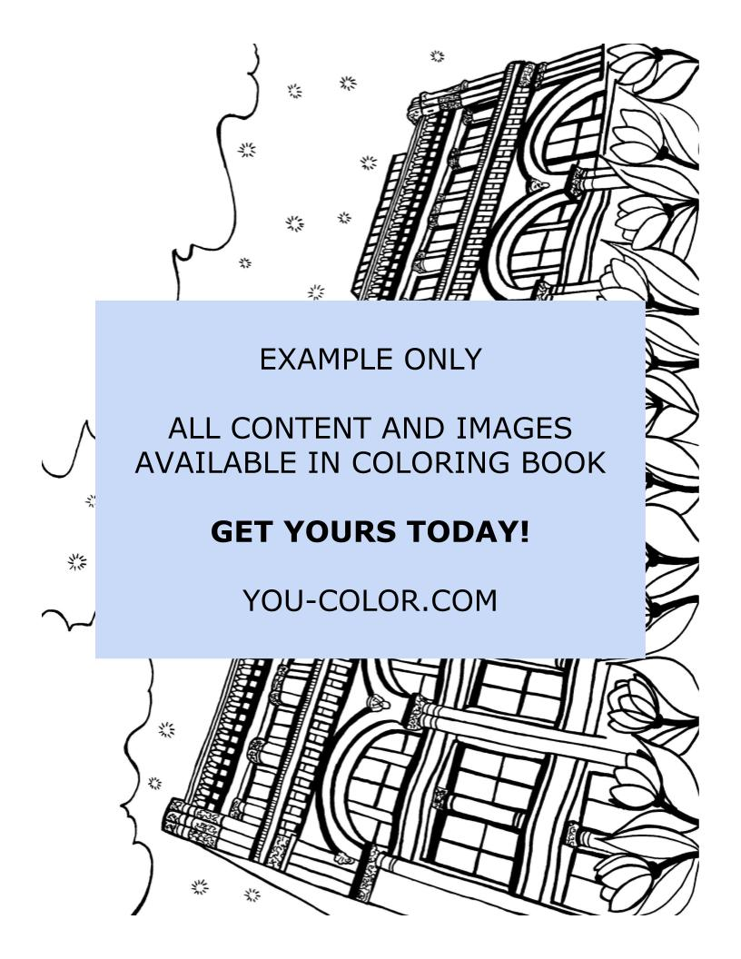 Offerman House Streeteasy - Coloring Page