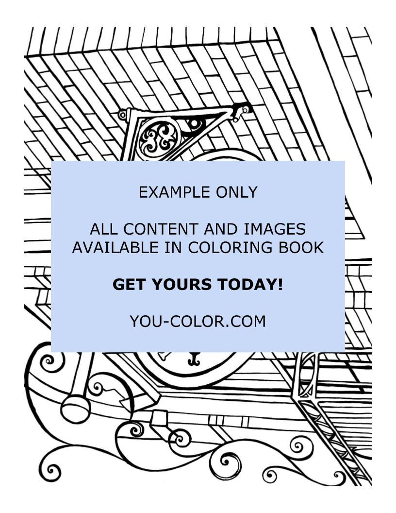Henry Street Settlement - Coloring Page