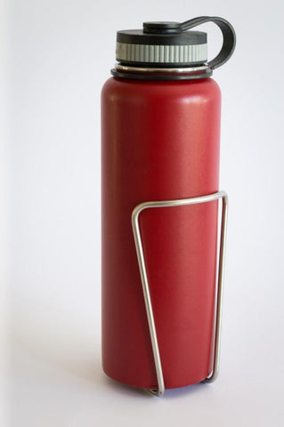 LiterCage - Stainless Steel Bike Cage for Large Bottles
