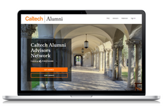 Lunch with Alumni Advisors from Caltech Alumni Advisors Network