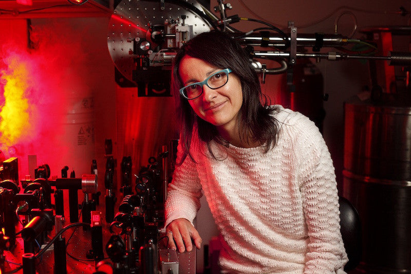 Silicon Valley: Monthly Lunch: Quantum Nanophotonics with Jelena Vuckovic (PhD '02)