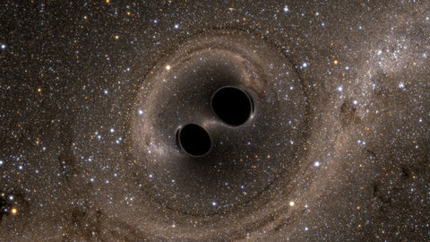 Santa Barbara: The Sound of Black Holes Colliding