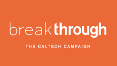 Break Through: The Caltech Campaign – New York