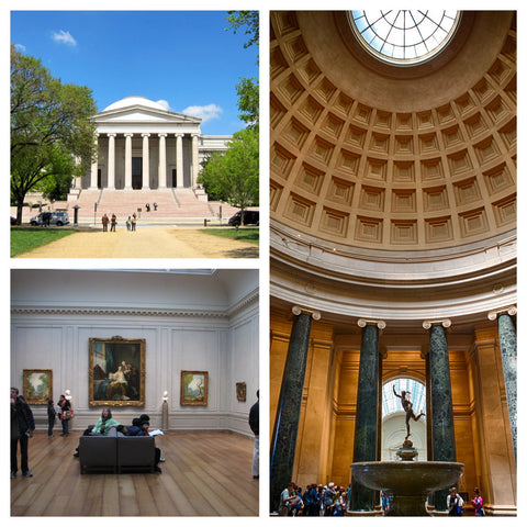 Washington DC: Tour of the National Gallery of Art