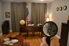 Washington DC: Room Escape