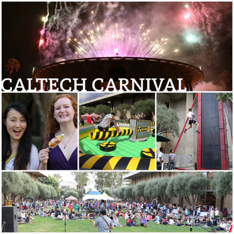 Caltech New Student Carnival