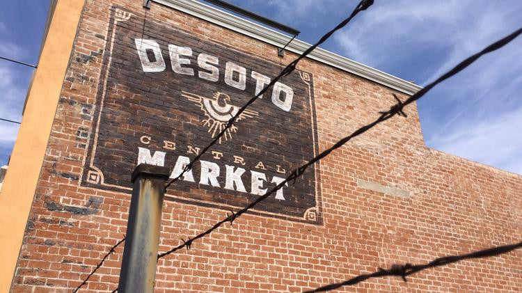 Phoenix: Mixer at Desoto Central Market