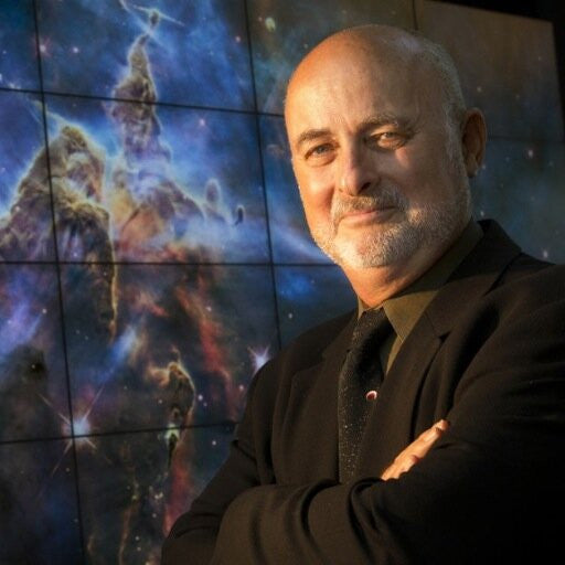 Washington DC: A Conversation with Sci-Fi Author David Brin (BS '73)