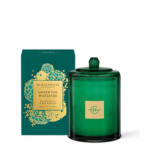 Under the Mistletoe 380g Candle