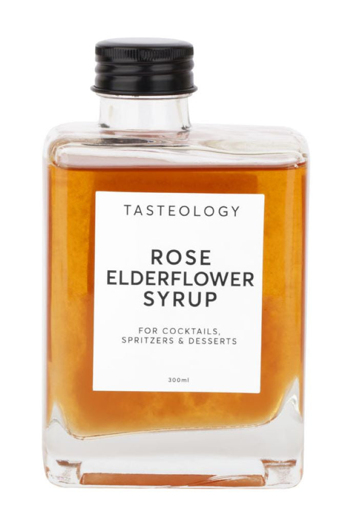 Rose & Elderflower Syrup