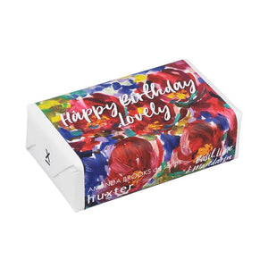 Happy Birthday Lovely Soap