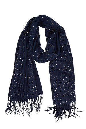 Twilight Scarf Indigo