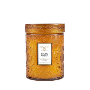Voluspa Baltic Amber 50hr Glass Candle