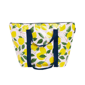 Lemon Zip Medium Tote