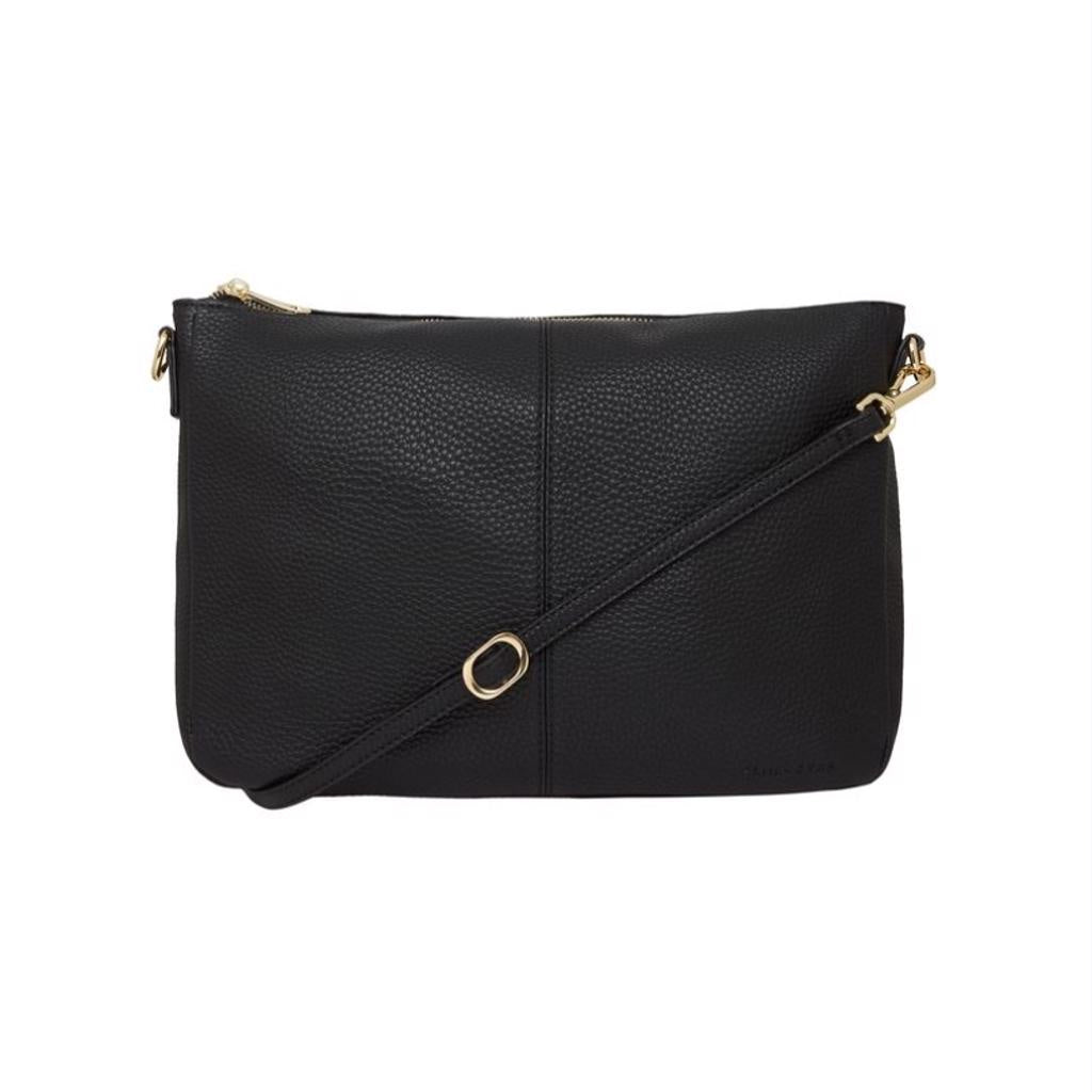 Bowery Shoulder Bag - Black