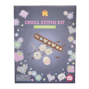 Cross Stitch Kit - Glow In the Dark