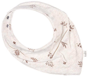 Baby Bib Bandana Maple