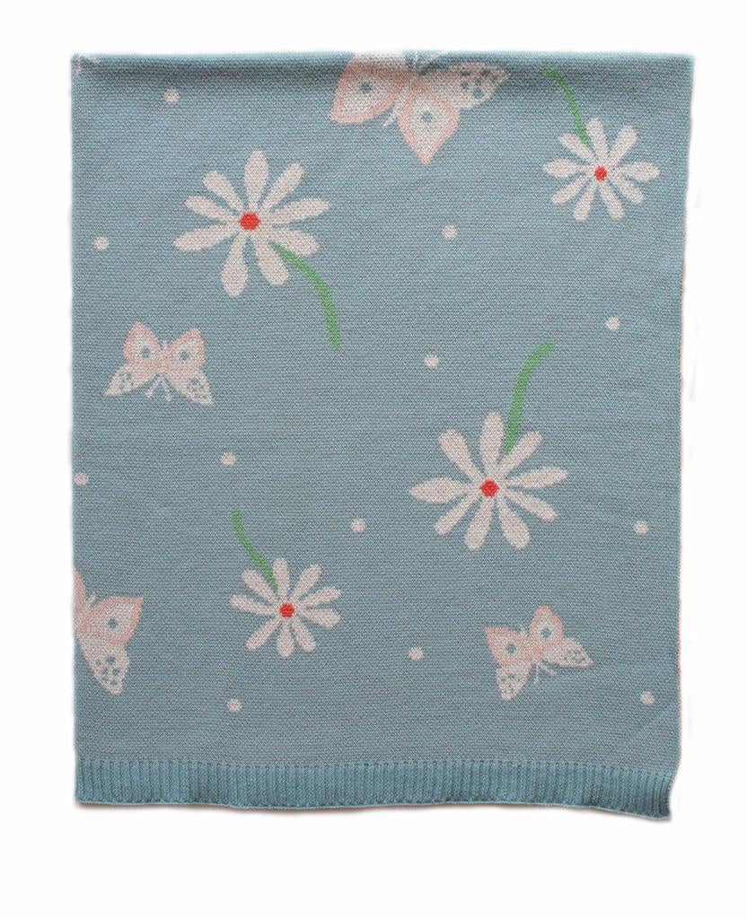 Enchanted Garden Blanket
