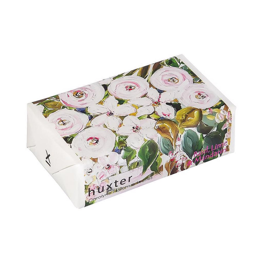 Carolyn Hallum Art Series Floral Soap